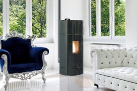Fonte Flamme chauffage bois poele granules axe 9