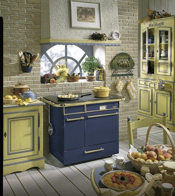 GODIN CHAT 6155 Saphir rustique cuisiniere