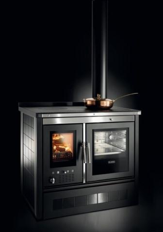 LORFLAM klover cuisiniere bois